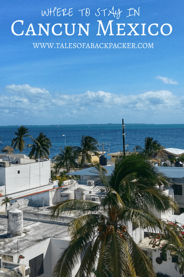 Looking for where to stay in Cancun? How about a hostel in Cancun by the beach? Try the Mermaid Beach Hostel Cancun; in my opinion one of the best hostels in Cancun. #Cancun #Mexico #RivieraMaya #Hostel #Hotel #Review #Travel