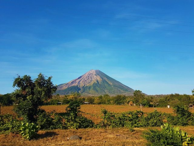 One the way to Ometepe Island Nicaragua on a Day Trip fromSan Juan del Sur
