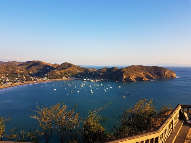 The View from Cristo, San Juan del Sur. Credit: The Lost Romanian. Things to do in San Juan del Sur Nicaragua