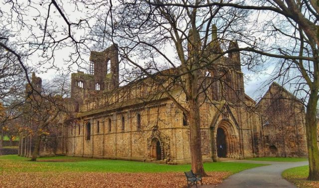 Kirkstall Abbey Leeds - things to do in Leeds England Yorkshire