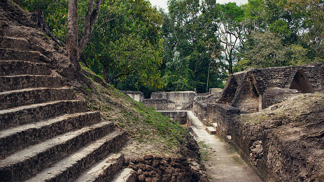 Things to do in San Ignacio Belize without a tour guide - Cahal Pech Ruins