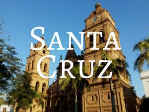 Backpacking Bolivia - Santa Cruz