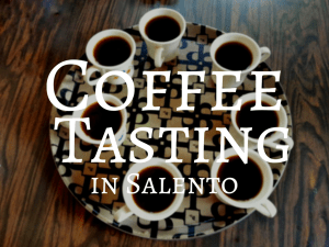 Coffee Tasting in Salento - Backpacking Colombia