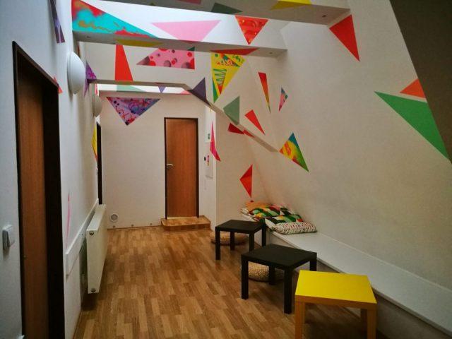 More Funky Decor in Internesto Apartments Brno - Where to stay in Brno Czech Republic