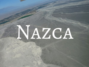 Nazca - Backpacking Peru Travel Guide
