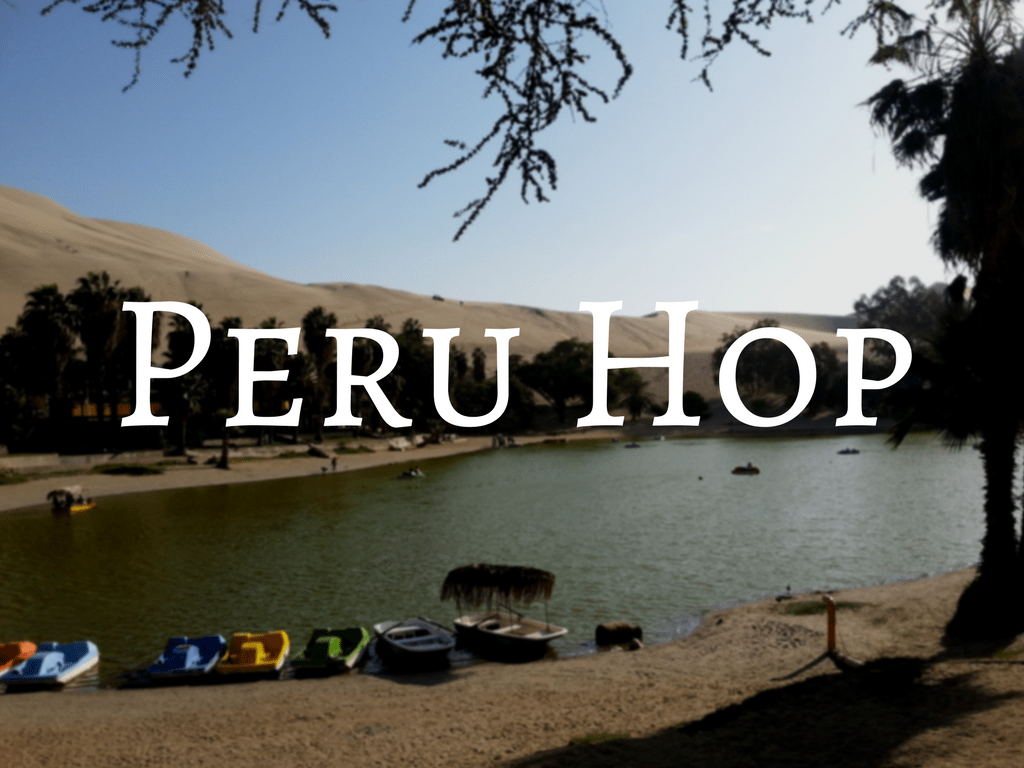 Peru Hop - Backpacking Peru Travel Guide