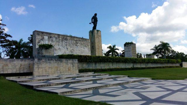 The Che Guevara Monument in Santa Clara Cuba - 2 weeks in Cuba Itinerary