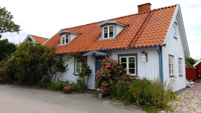 Pretty Homes in Kristianopel - Things to do in Karlskrona, the Best Place to Visit in Sweden