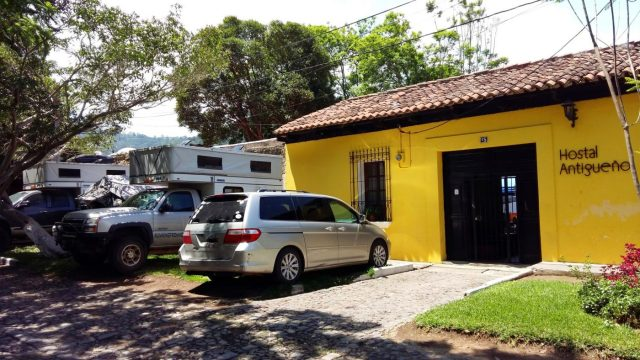 What to do in Antigua Guatemala - Hostels in Antigua Guatemala - Hostal Antigueno