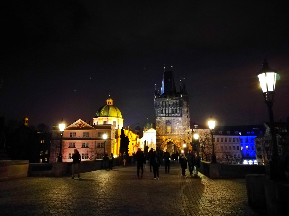 Prague by Night - What to do in Prague in 2 Days - A Prague 2 Day Itinerary