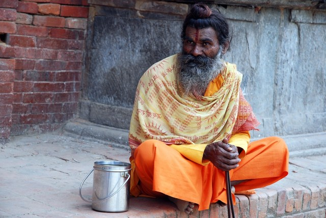 A Yogi - Why India Should be on your Bucket list