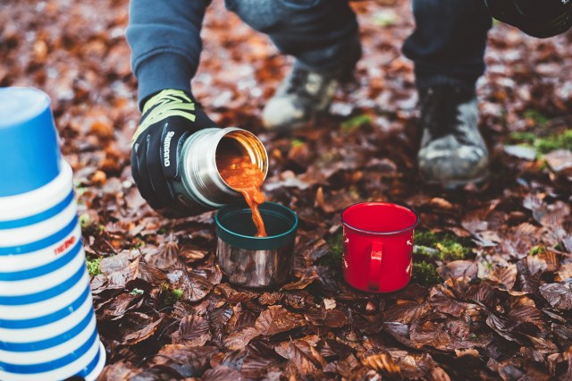 Camping Alone Safely - 7 Solo Camping Tips: Plan your meals