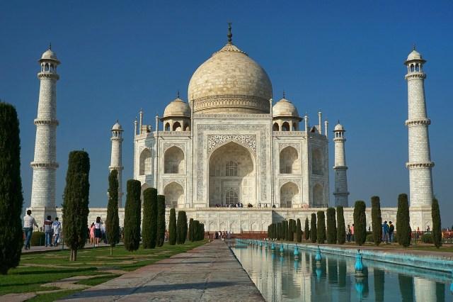 The Taj Mahal - Why India is on my bucketlist