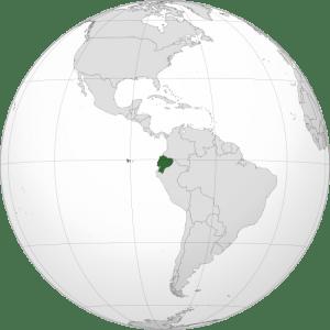 Backpacking Ecuador Where is Ecuador