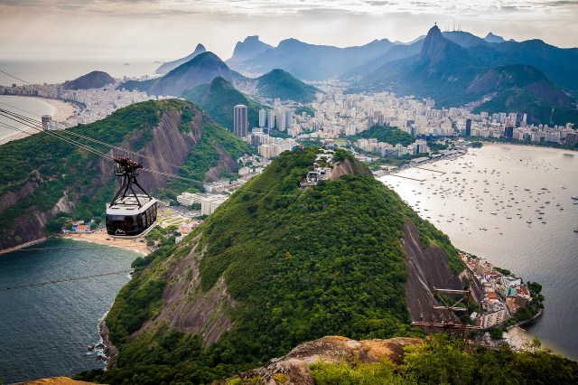 Rio de Janeiro from Sugarloaf Mountain - Is Rio Safe for Tourists?