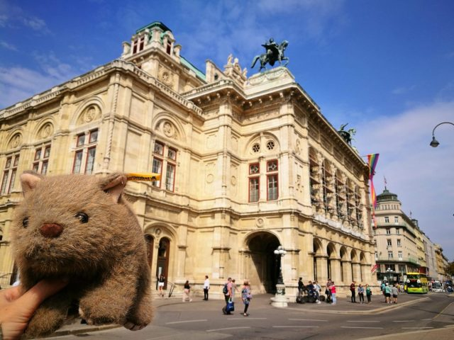 Where's Wagner Wombat? The Opera House - Places to Visit in Vienna in 2 Days