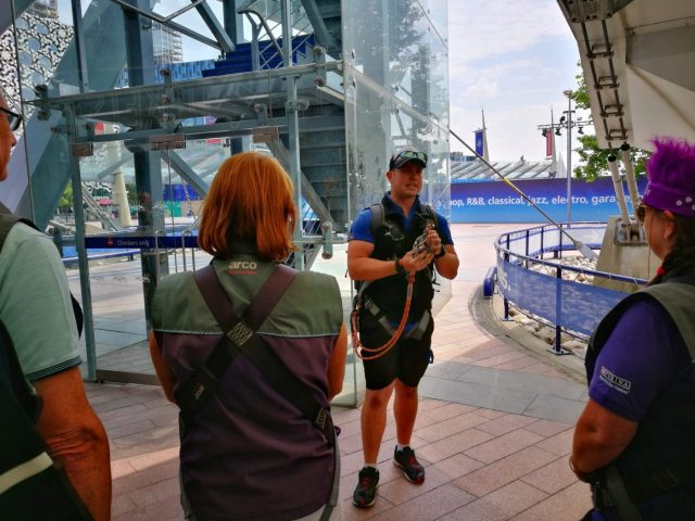 Our Guide for Up at the O2 - Climbing the O2 in London