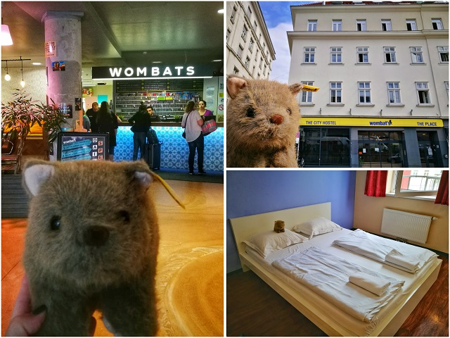 Where's Wagner Wombat - At Wombat's Vienna Naschmarkt. Places to Visit in Vienna in 2 Days