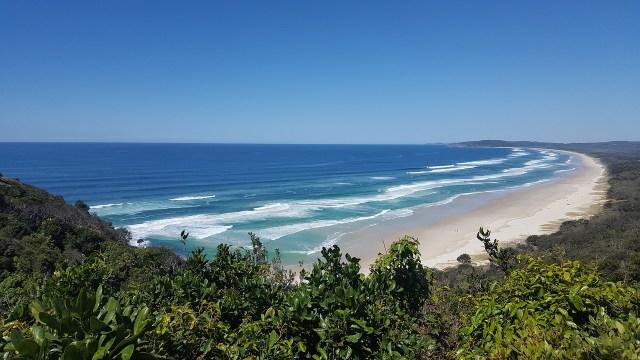 Byron Bay Beach - Byron Bay Backpacking Guide