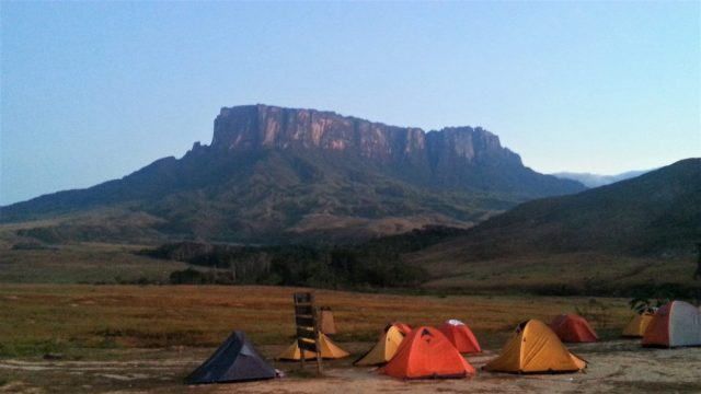 No WiFi here in Canaima National Park Venezuela - Tips for Backpacking in South America