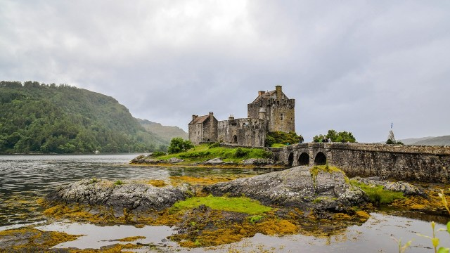 Beautiful Scotland - The Best Places to Visit in the UK on a Budget