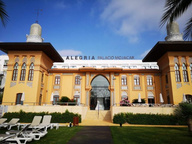 The Alegria Palacio Hotel: An Active Holiday in Spain - Things to do in Mojacar Spain