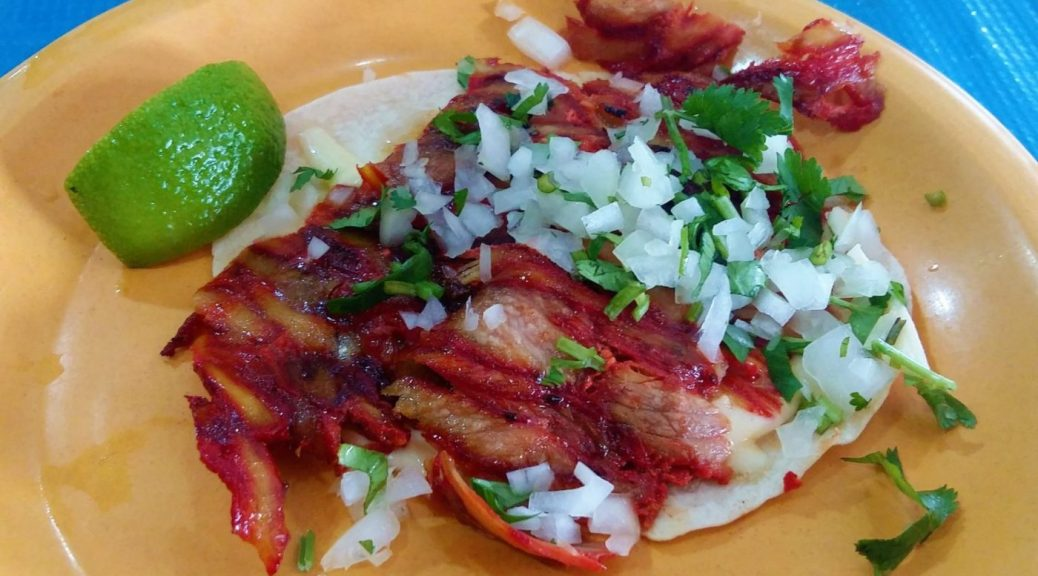 Eating Street food in Mexico will save you lots of cash! - Backpacking Mexico