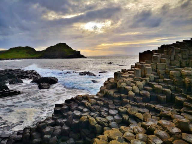 The Giant's Causeway in Northern Ireland - Things to do near Portrush