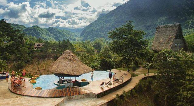 Zephyr Lodge - Best Hostels in Semuc Champey Guatemala. Credit: Zephyr Lodge