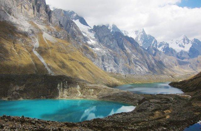 The Huayhuash Trek Peru - One of the Best Hikes in Peru