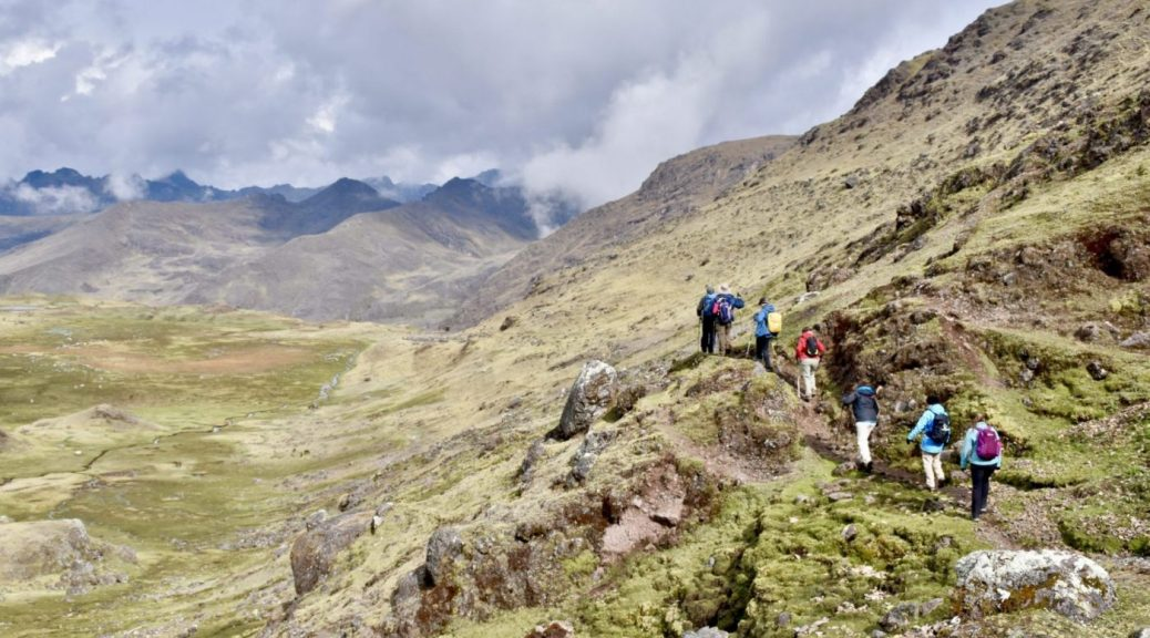 The Lares Trek Peru - The best Hikes in Peru