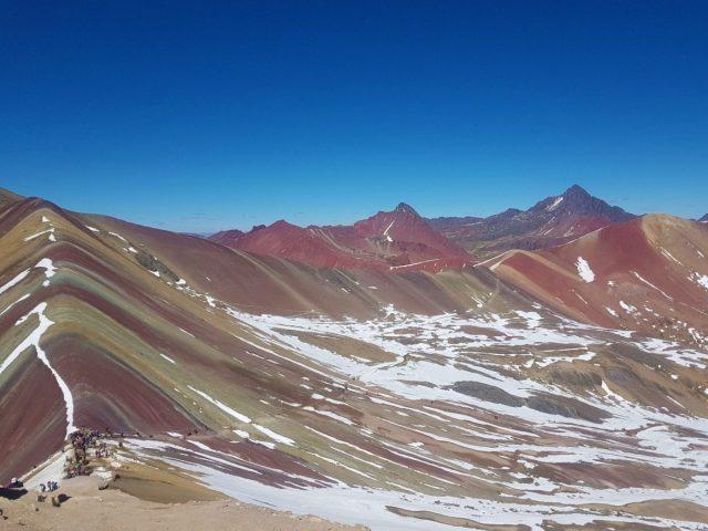 Rainbow Mountain Vinicunca near Cusco Peru - The Best Hikes in Peru Hikes & Treks you'll Love
