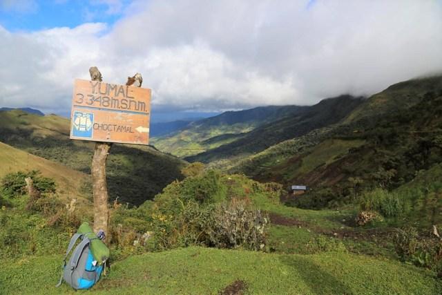 The Gran Vilaya Trek from Chachapoyas Northern Peru Hikes in Peru you'll Love