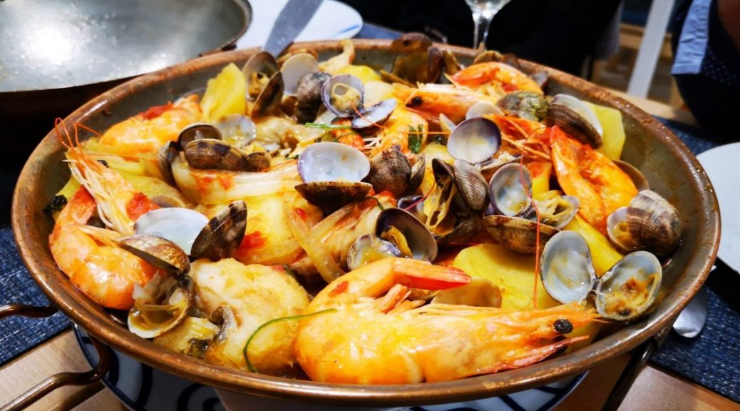 Delicious Cataplana - Where to Eat in Lagos Portugal: Take a Lagos Food Tour