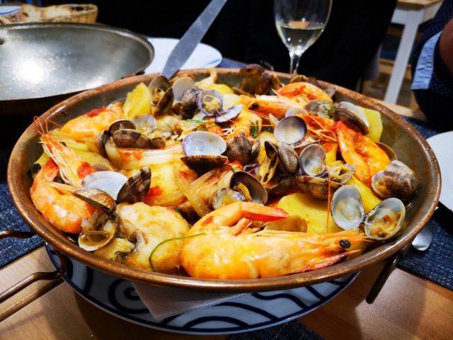 Delicious Cataplana - Where to Eat in Lagos Portugal: Take a Lagos Food Tour