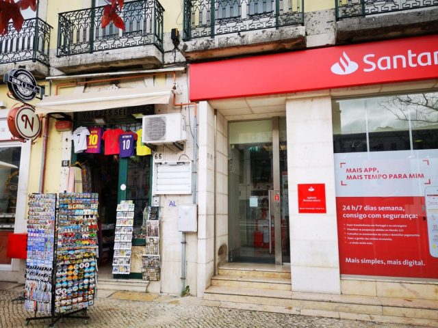 The Entrance to Good Morning Hostel - The Best Hostel in Lisbon Portugal for Solo Travellers
