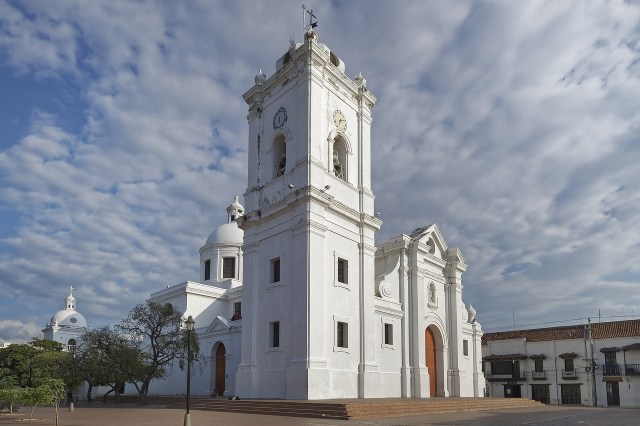 Santa Marta Cathedral Colombia - Where to Stay in Tayrona National Park_ Accommodation in Parque Tayrona Colombia