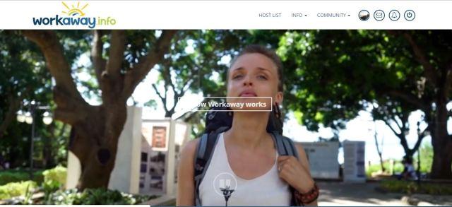Workaway Screenshot - Volunteer with Work Exchange Sites like Workaway