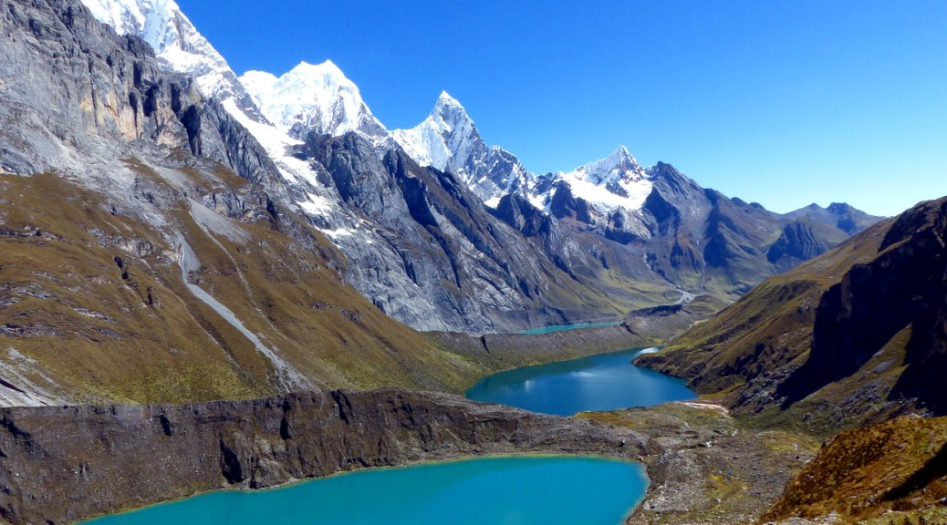 huayhuash trek - Hiking in Peru