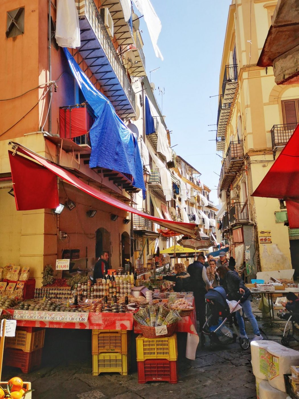 Tasting the Best Street Food in Sicily on a Palermo Street Food Tour