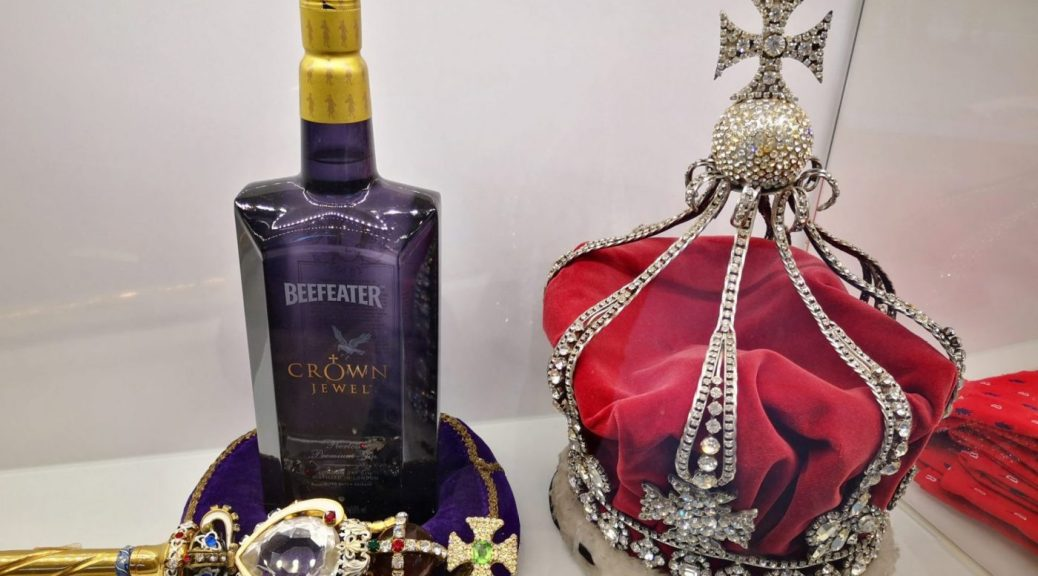 Crown Jewel Beefeater Gin