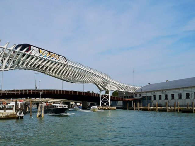 The People Mover in Venice