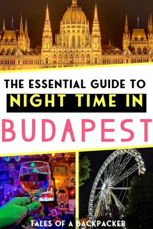 The Essential Guide to Night time in Budapest