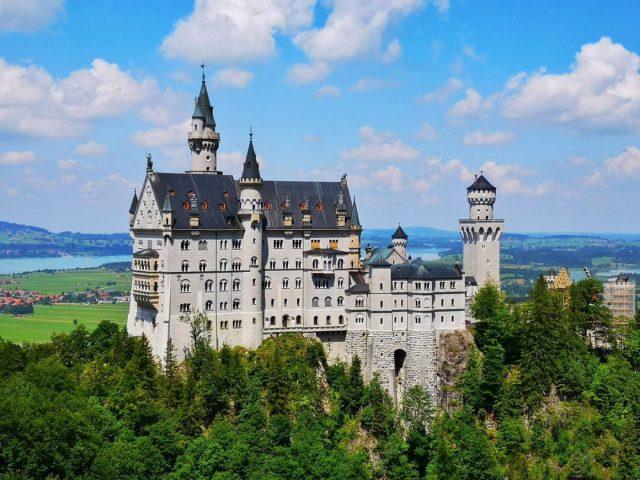 The Fairytale Neuschwanstein Castle