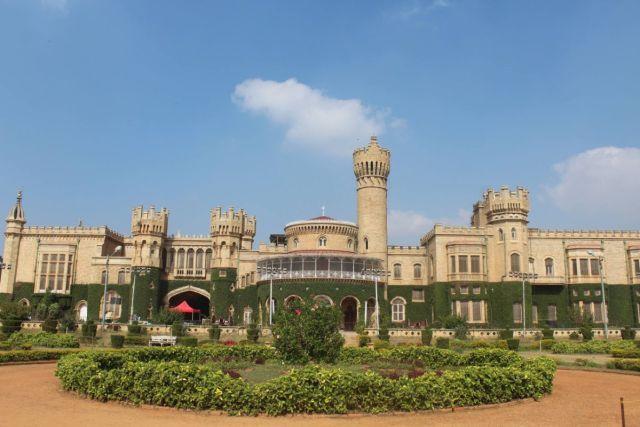 Bangalore Palace India - Castles in India