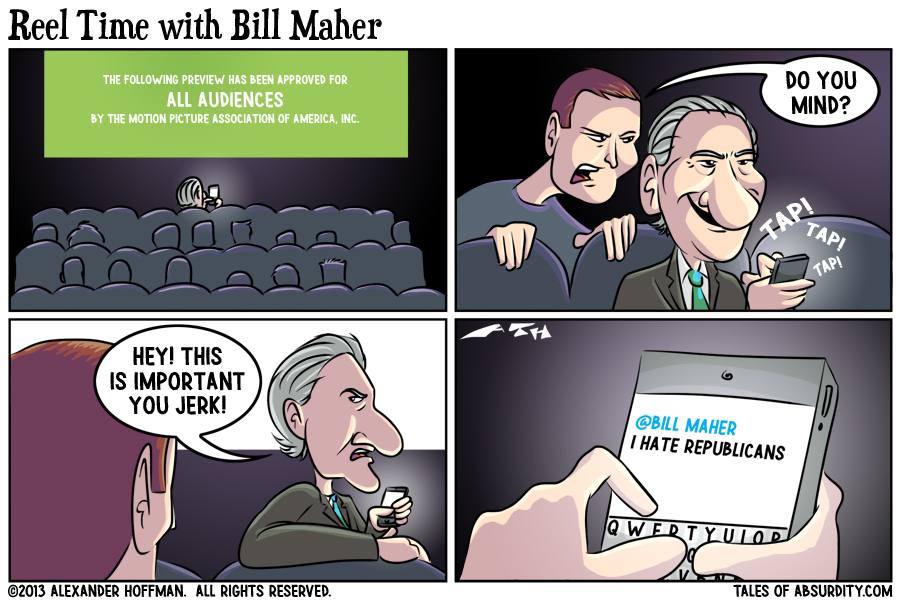 Reel Time with Bill Maher