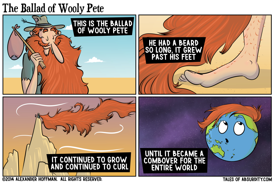 The Ballad of Wooly Pete
