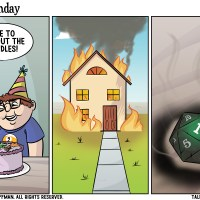 D&D Birthday