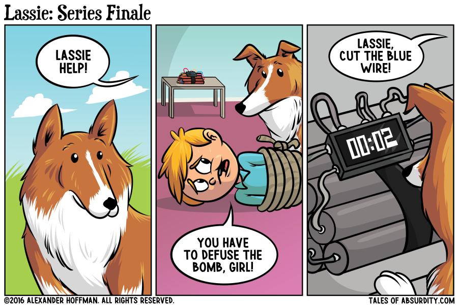 Lassie: Series Finale