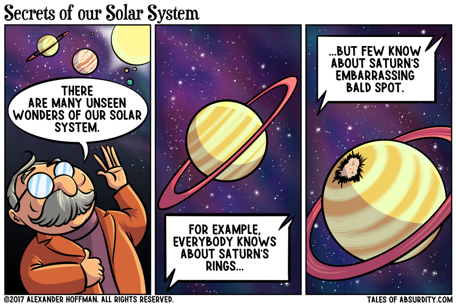 Secrets of our Solar System